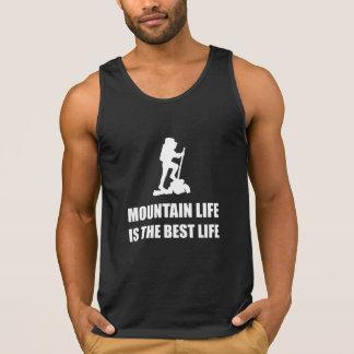 Mountain Life Best Life Singlet