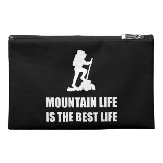 Mountain Life Best Life Travel Accessory Bag