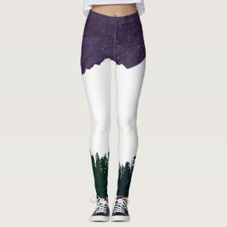 Mountain Lines Leggings