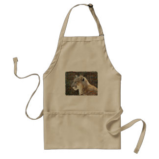 Mountain Lion / Cougar Standard Apron