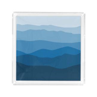 Mountain Mama Acrylic Tray - Rectangle and Square!