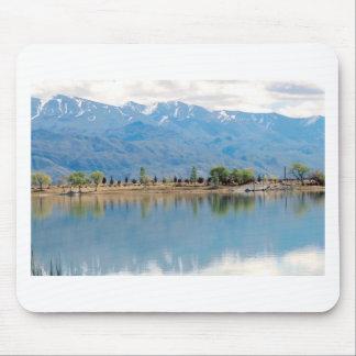 Mountain Mirror Lake Mouse Pad
