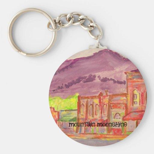 mountain moonshine keychains