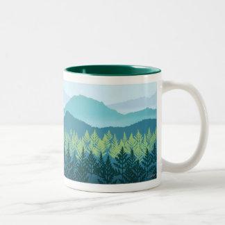 Mountain Nursery 11 oz. mug