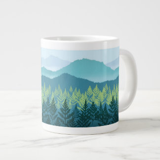Mountain Nursery 20 oz. jumbo mug