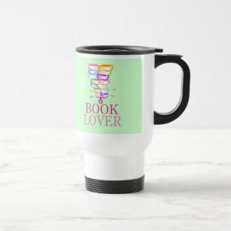 Mountain Of Books Gift T-shirt Mug