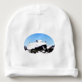 Mountain of Goats Baby Beanie