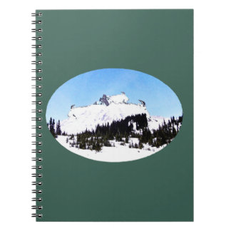 Mountain of Goats Notebooks