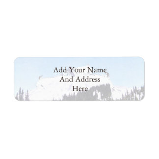 Mountain of Goats Return Address Label