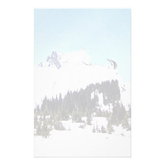 Mountain of Goats Stationery