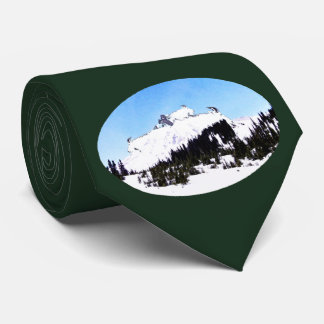 Mountain of Goats Tie