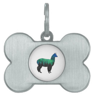 Mountain Paradise Pet Tag