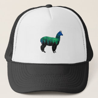 Mountain Paradise Trucker Hat