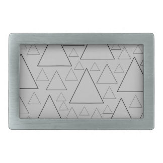 mountain ranges and day trips rectangular belt buckles