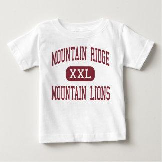 Mountain Ridge - Mountain Lions - High - Glendale Baby T-Shirt