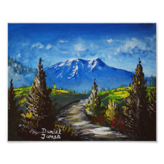 Mountain Road Photo Print