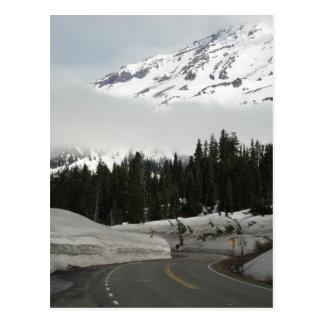 Mountain Road Postcard