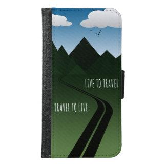 Mountain Road Samsung Galaxy S6 Wallet Case