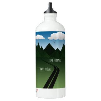 Mountain Road Water Bottle