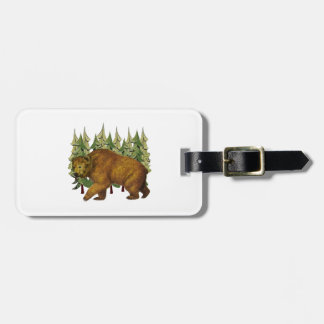 MOUNTAIN ROAM LUGGAGE TAG