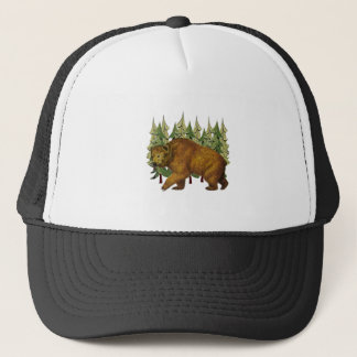 MOUNTAIN ROAM TRUCKER HAT