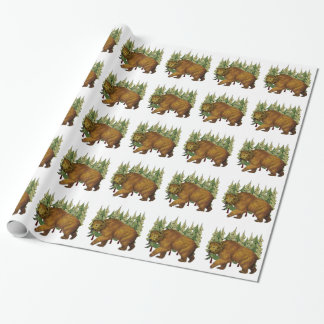MOUNTAIN ROAM WRAPPING PAPER