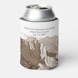Mountain Rock Climbing Wedding Favor