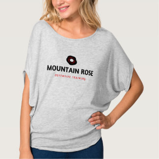 Mountain Rose Defensive slouchy tee