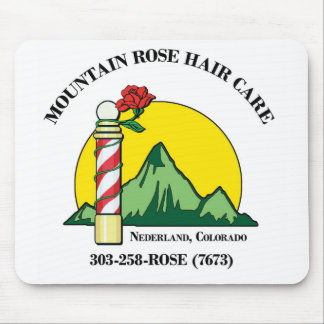 Mountain Rose Hair Care, Mouse Pad