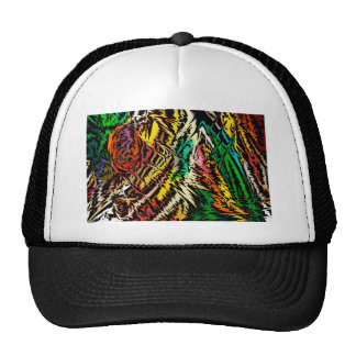 Mountain Rush Mesh Hat