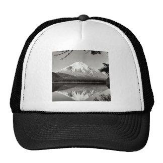 Mountain Saint Helens And Spirit Lake Mesh Hats
