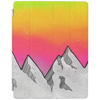 Mountain Scene Landscape iPad Cover