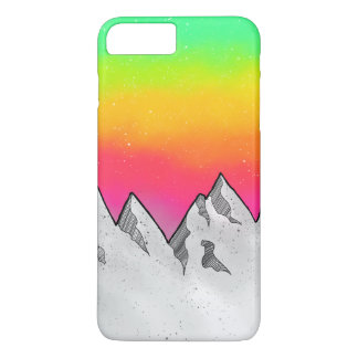 Mountain Scene Landscape iPhone 8 Plus/7 Plus Case