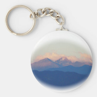 MOUNTAIN SCENE products Key Ring