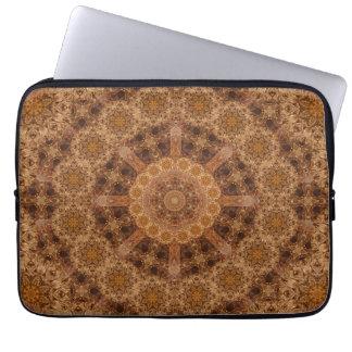 Mountain Song Mandala Laptop Sleeves