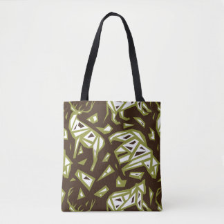 Mountain Spirit Animals Tote - Bear - Elk - Cougar
