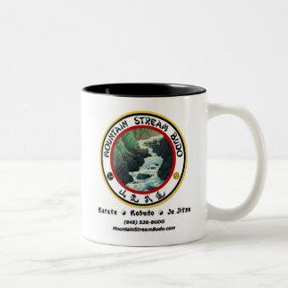 Mountain Stream Budo 11 oz. Mug