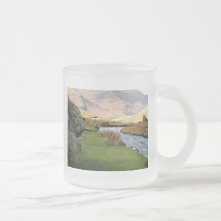 Mountain Stream Landscape Coffee Mug