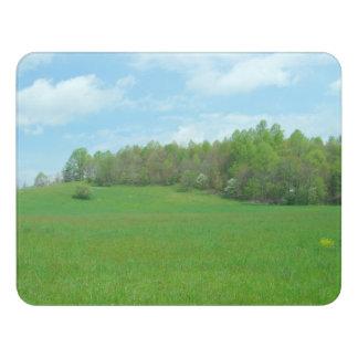 Mountain Top Hay Field Door Sign