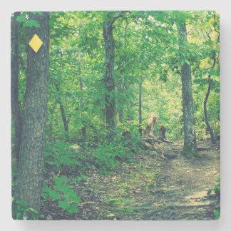 Mountain Trail Stone Coaster