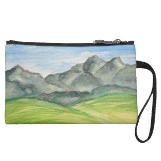 Mountain Valley Wristlet