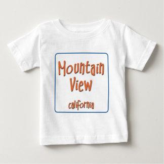 Mountain View California BlueBox Baby T-Shirt