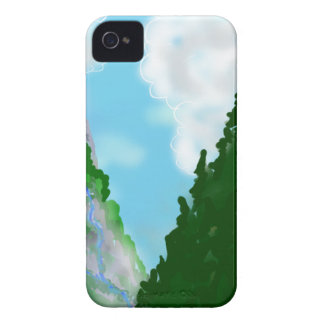 Mountain view Case-Mate iPhone 4 case