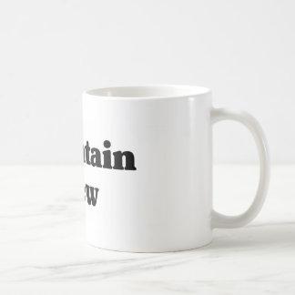 Mountain View  Classic t shirts Coffee Mugs