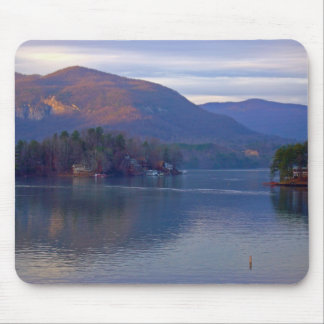 Mountain View Mouse Pad