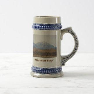 """""""Mountain View"""" Mugs"""