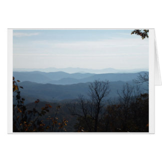 Mountain View Note Cards