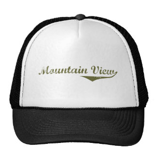 Mountain View  Revolution t shirts Hats