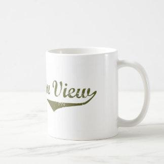 Mountain View  Revolution t shirts Coffee Mugs