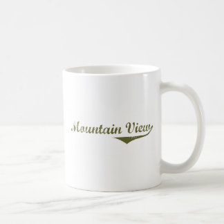 Mountain View  Revolution t shirts Mug